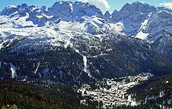 MADONNA DI CAMPIGLIO la perla delle Dolomiti di Brenta - Val Rendena ...